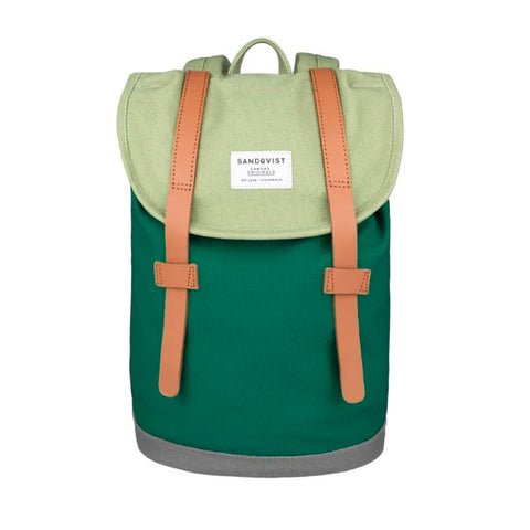 Mochila Stig Mini Multi Forest/Green