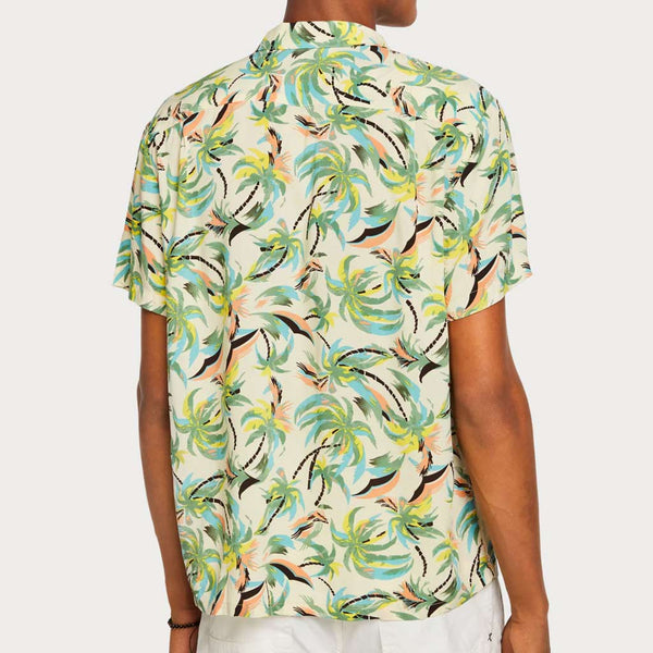 SURF CREAM SHIRT