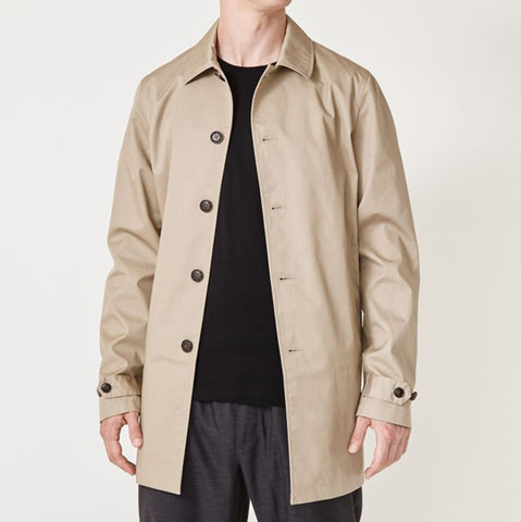 Sylvester Trench Beige