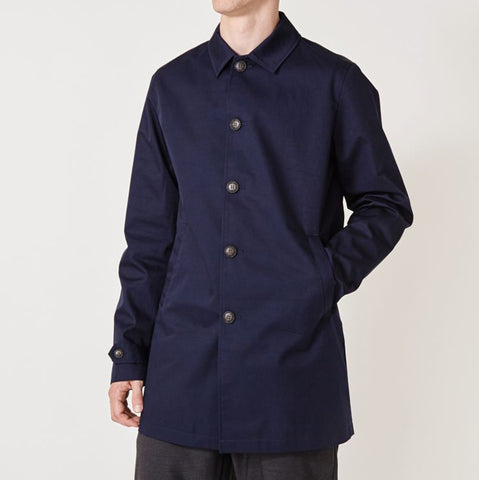 Sylvester Trench Navy