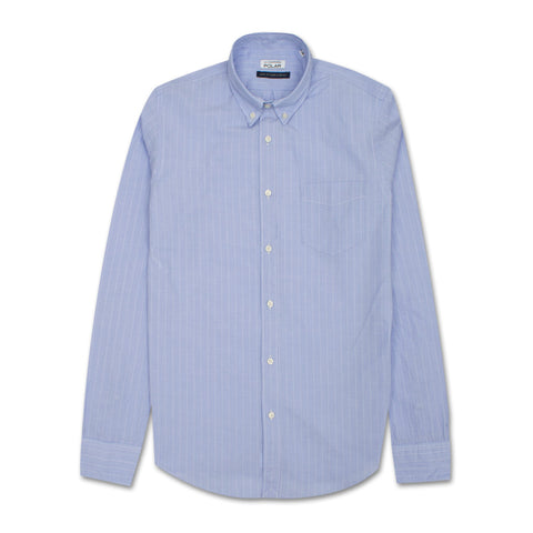 Camisa Terry Oxford Stripe