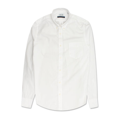 Camisa Terry Oxford White