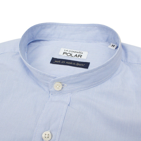 Camisa Terry Oxford Mao
