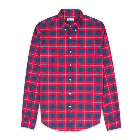 Camisa Terry Red Check