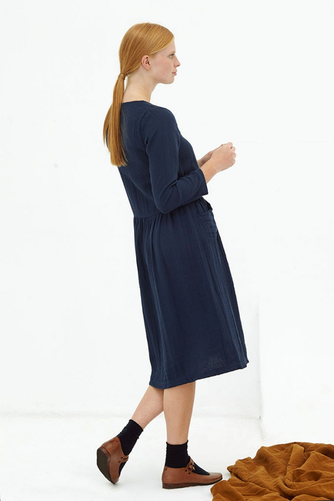DUSTIN NAVY DRESS