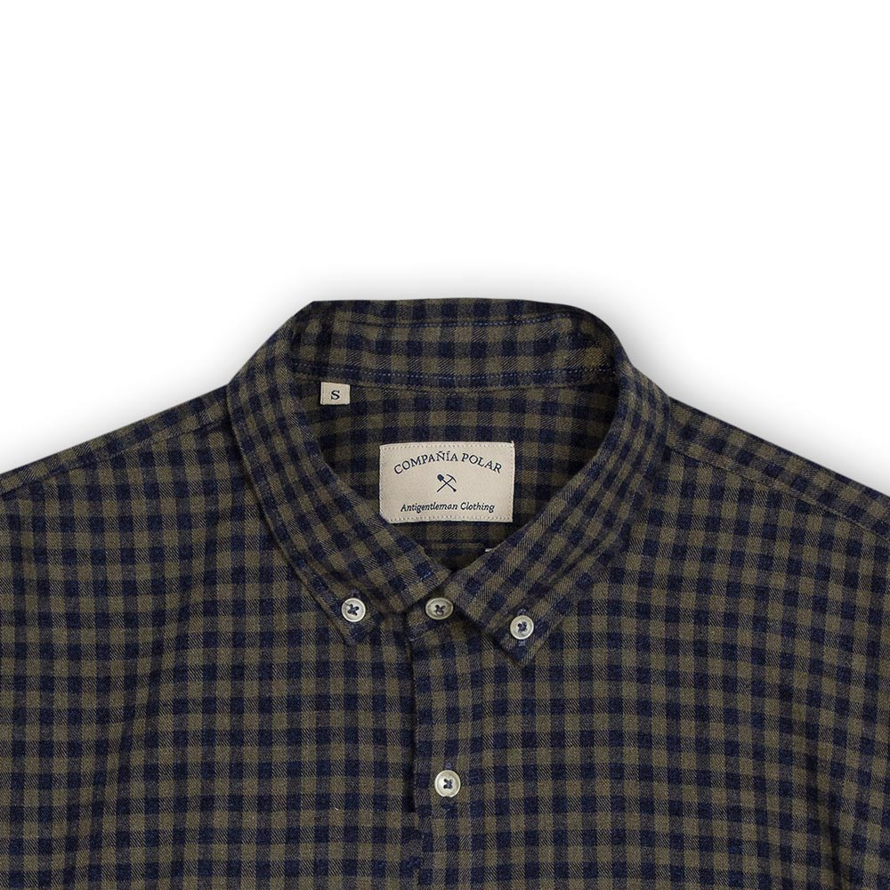 ROAD SHIRT VICHY