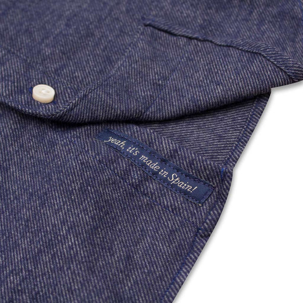 ROAD SHIRT NAVY