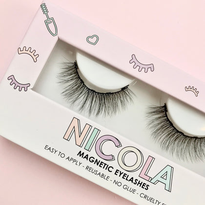 Nicola Magnetic Liquid Gel Eyeliner Eyelashes Kits