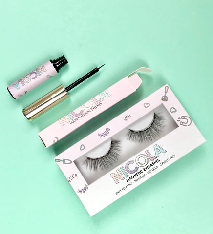 Lashes + Liner Kit