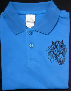 Thelwell Kid's Polo Shirt