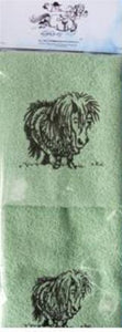 Thelwell - Hand Towel and Face Washer set