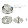 Stainless Steel Patty Maker  Hamburger Patties
