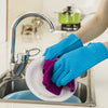 1 Piece Thick Silicone Gloves Heat