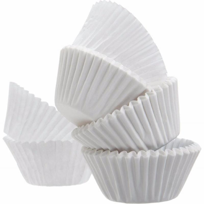 100 Pieces/set Round Paper Cups Cupcake