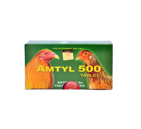 Amtyl 500 (100 Tablets)