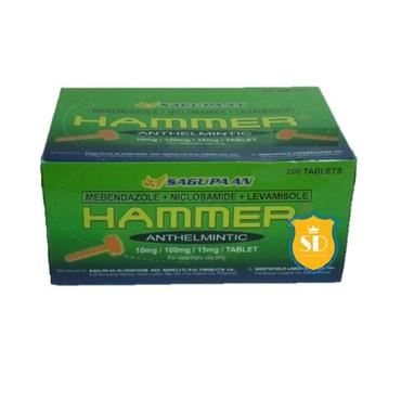 Hammer Dewormer (200 Tablets)
