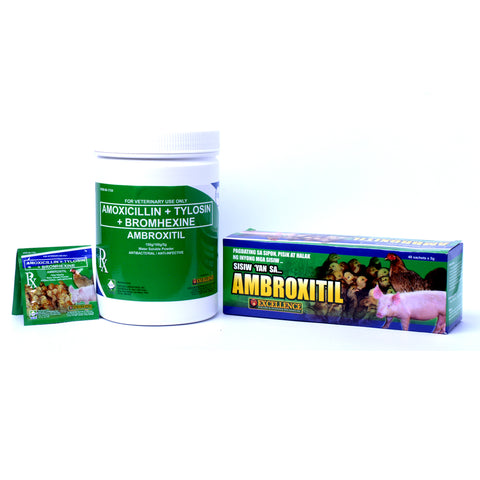 Ambroxitil Water Soluble Powder 5 grams