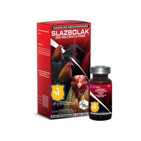 Slazbolak - Gamefowl Supplies USA