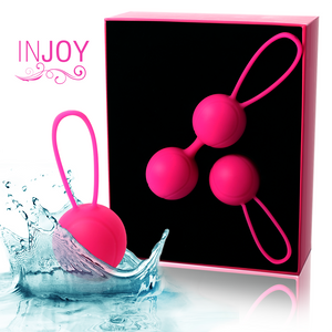 Kegel Balls for Beginners & Advanced