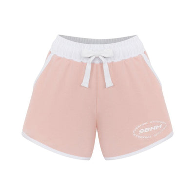 Everyday Optimism Pink Short