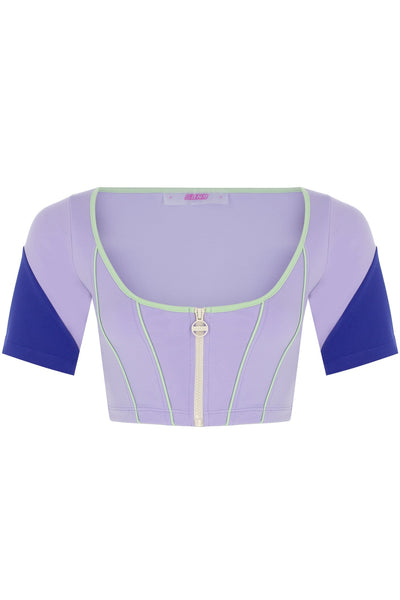 ATHLETIC CORSET TOP