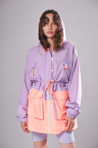 Purple Smoothie Jacket