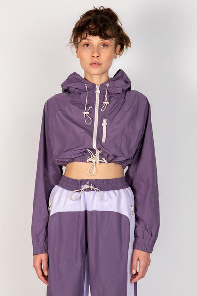 PURPLE RAIN JACKET
