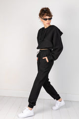 Easy Black Sweatshirt