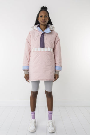 Candy Floss sweater jacket