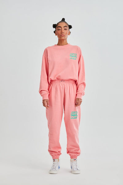 Living Coral Sweatpants