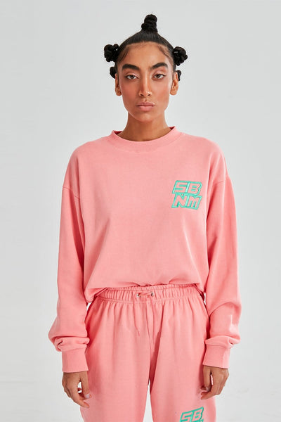 Living Coral Sweatshirt