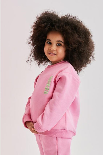 Pink Lemonade Kids Sweatshirt