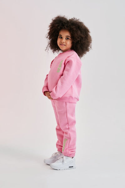 Pink Lemonade Kids Sweatpants
