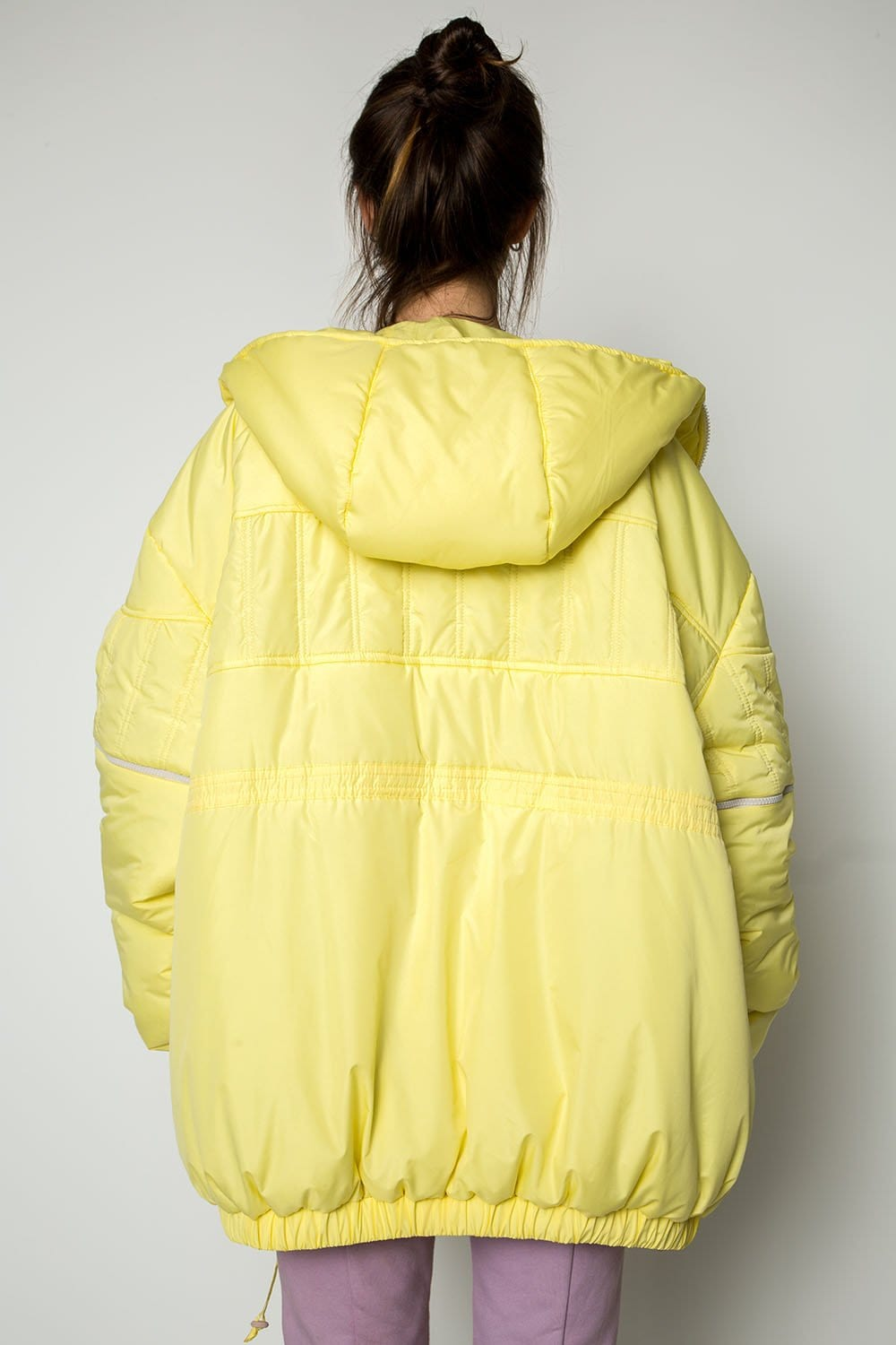 ''Here comes the sun honey'' coat