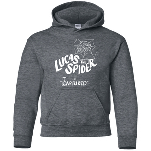 lucas the spider capture Kid hoodie - Gifshirt