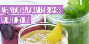 Vegan Plant based Meal Replacement Shake