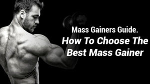 How to choose the best mass gainer. Whats the best mass gainer. Best vegan mass gainer. Build muscle. Mass Gainer.