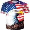 2017 AMERICAN EAGLE USA T-SHIRT V3