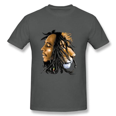 EXCLUSIVE: LION REGGAE FLAG 3D T-SHIRT