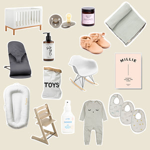 Mum and Baby Gift Wishlist