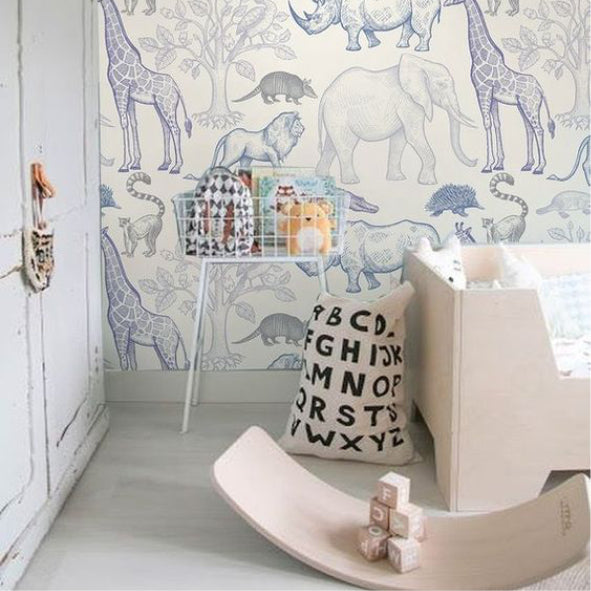Kids Room Trends_Wallpaper