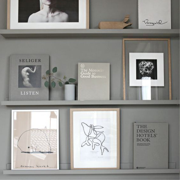 How to display prints