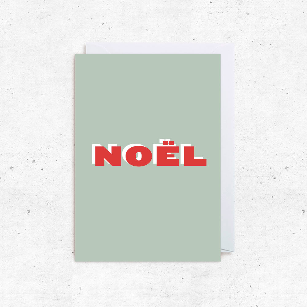 Christmas Greeting Cards - Noël
