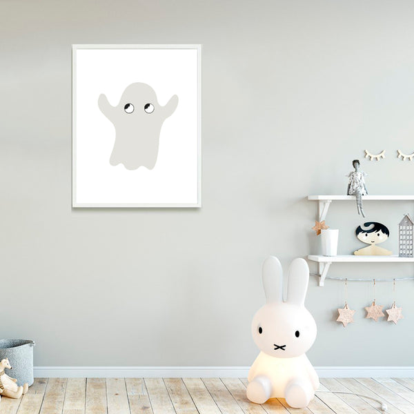 Nursery Art - Good Ghost Print