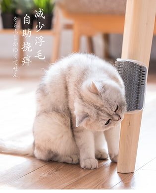 Self Massage Brush for Cat
