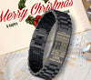 (sd9) Soldier bracelet black - To My husband