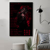 (cv23) Samurai Poster - 753 Virtues
