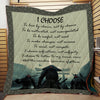 (QL587) Samurai quilt - I choose