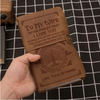 (JT84) VIKING VINTAGE JOURNAL - HUSBAND TO WIFE - I LOVE YOU