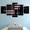 Canvas American Flag